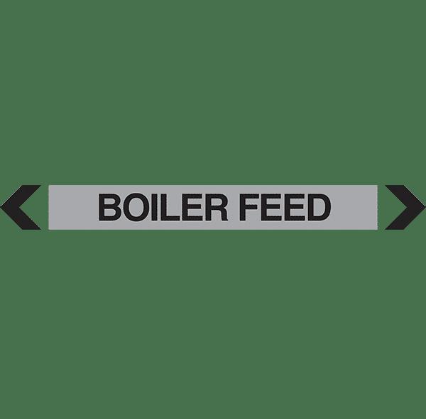 Boiler Feed Pipe Marker