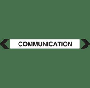 Communication Pipe Marker