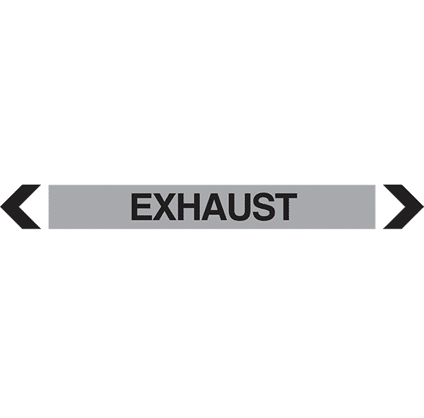 Exhaust Pipe Marker