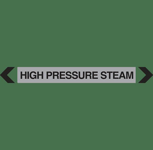 High Pressure Steam Pipe Marker