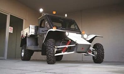 New mine spec underground vehicle launched