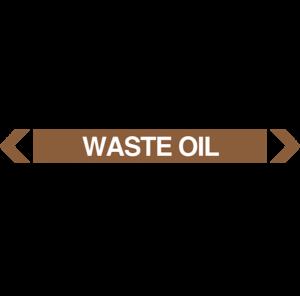 Waste Oil Pipe Marker