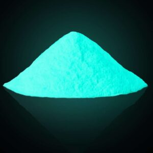 Blue/Green Photoluminescent pigment
