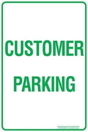 Carpark Customer Parking