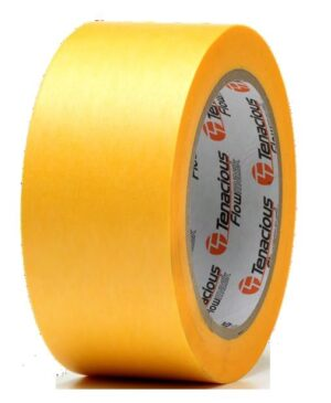 The Premium Masking Tape Yellow
