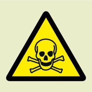 Poison toxic symbol