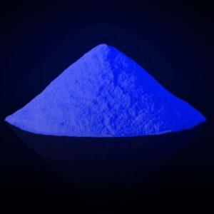 Blue Photoluminescent pigment