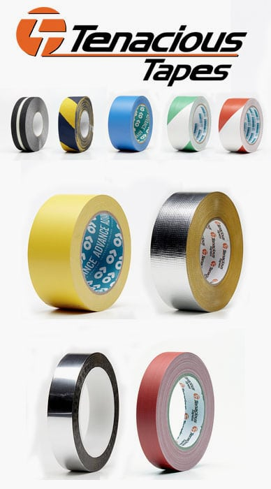 Single sided tapes and double sided Adhesive tapes