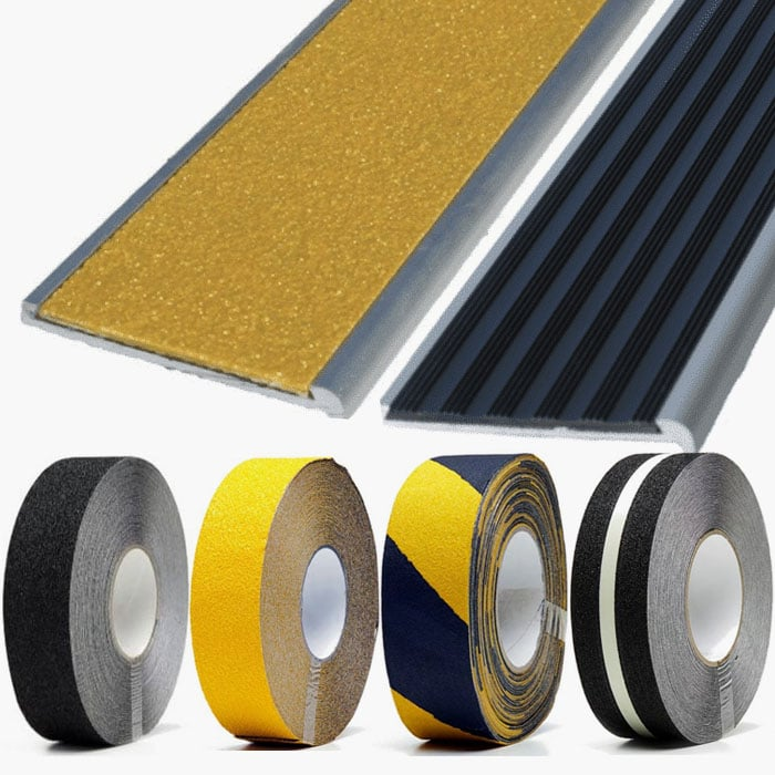 Stair nosing product range by Wayout