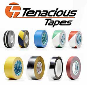 Adhesive Tapes by Tenacious Tapes
